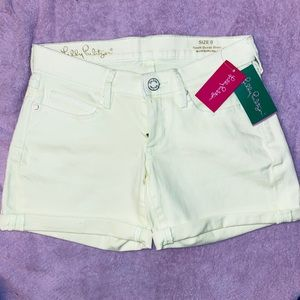 NWT Lilly Pulitzer neon shorts